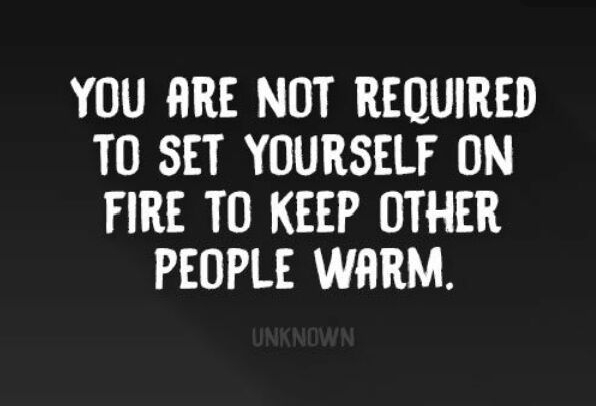 Set Yourself on fire