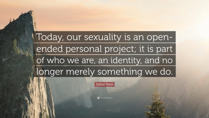 Esther Perel Sexuality