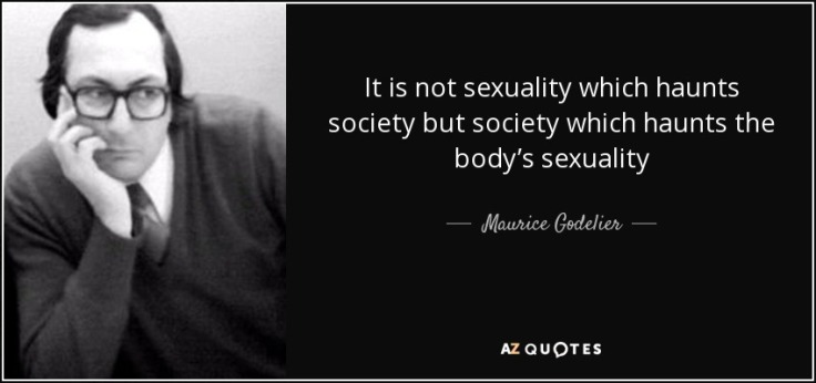 sexuality maurice-godelier